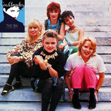 Finding the Beat with the Go-Gos by Alison Martino