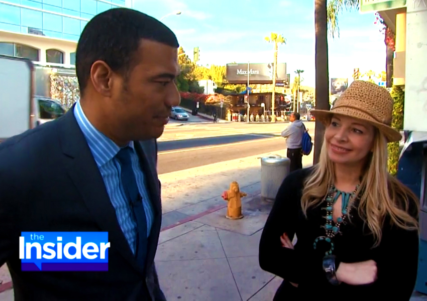Alison Martino and Michael Yo on The Insider