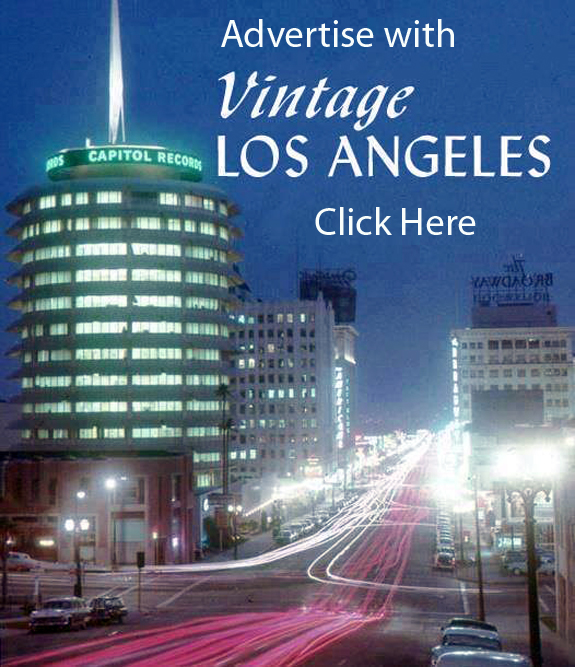 Advertise with Vintage Los Angeles
