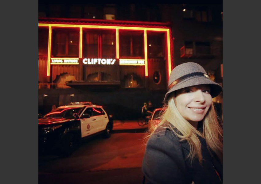 Vintage Los Angeles Founder, Alison Martino remembers Clifton's