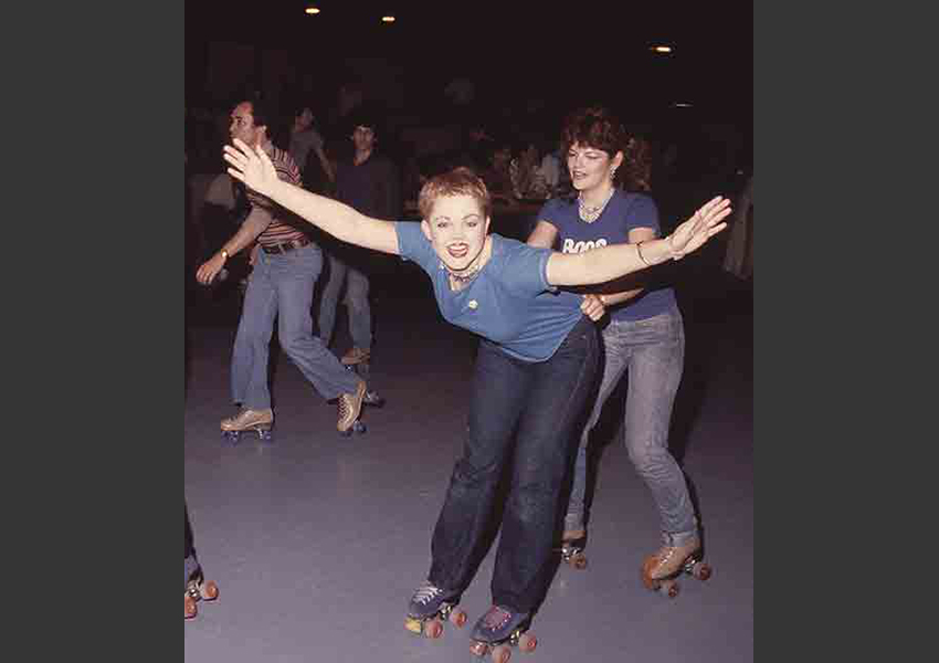 The Glorious Disco Days of Flipper's Roller Rink